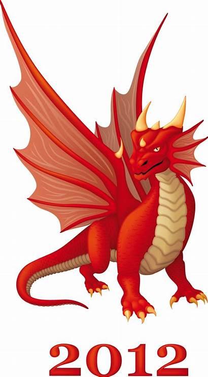Dragon Cartoon Vector Clipart Flying Vectors Dessin