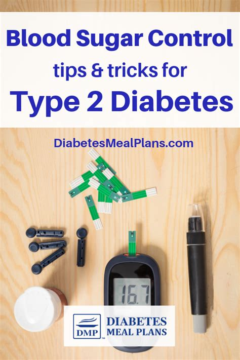 controlling blood sugar level