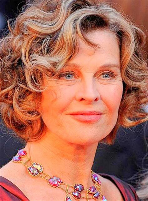 curly hairstyles for older women for me hair styles