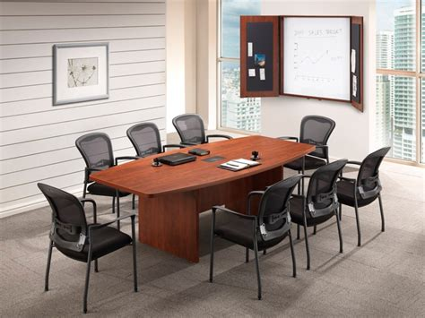 Office Furniture Manchester Nh by Affordable Office 8 Boat Shaped Conference Table Granite