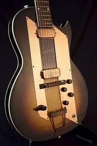 Vintage Kay Style Leader 2 Pickup Electric Guitar Grlc1118