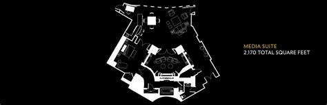 Mandalay Bay Media Suite Floor Plan by Mandalay Bay Hotel Las Vegas Lasvegastrip Fr