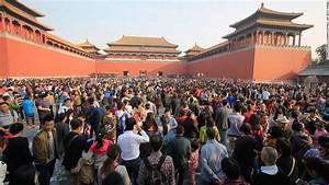 Half a country on the move? China celebrates Golden Week
