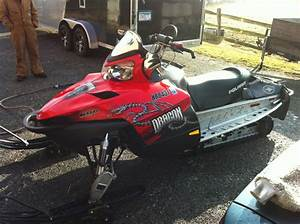 For Sale  2009 Switchback Dragon 800 And 2008 Switchback