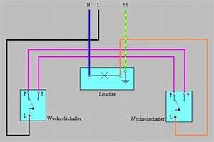 Wie Funktioniert Bewegungsmelder : wechselschaltung im flur funktioniert nicht woran liegt das strom elektro ~ Markanthonyermac.com Haus und Dekorationen