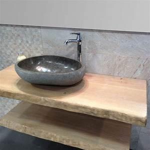 Plan Vasque Bois : plan vasque source ~ Premium-room.com Idées de Décoration