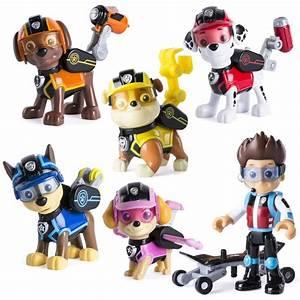 Paw Patrol Alle Hunde : mission paw deluxe spiel figuren zur auswahl paw ~ Watch28wear.com Haus und Dekorationen