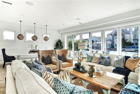 Decorating Ideas For Open Concept Living Room Dining Room And Kitchen by California Cottage For Sale Home Bunch Interior