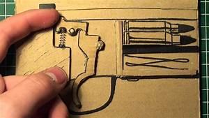 Bolt Action Trigger Mechanism