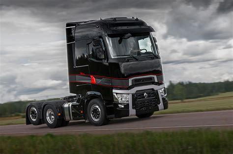 renault trucks t renault trucks t teraz w serii specjalnej high edition