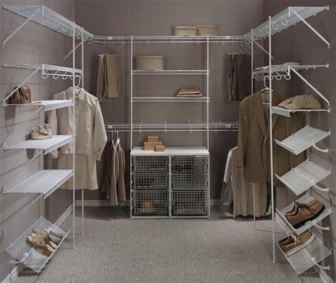 white wire walk  closet contemporary closet calgary