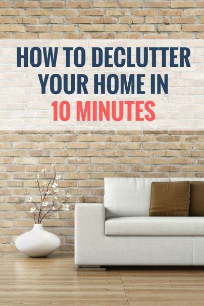 10 Reasons To Declutter Your Closet Right Now by Declutter Your Home In 10 Minutes