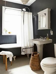 le style deco nordique dans l39interieur contemporain With salle de bain style nordique