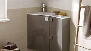meuble angle sdb ikea chaioscom With meuble salle de bain d angle avec vasque