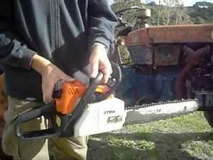 Stihl Ergostart Nachrüsten : stihl 026 reparatur lpumpe ausbauen chainsaw repair oiler doovi ~ Yasmunasinghe.com Haus und Dekorationen