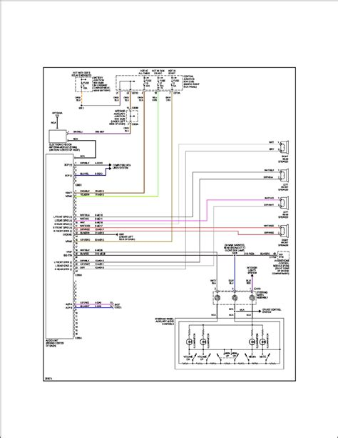 You Have Wiring Diagram That Gives The Wire Colors