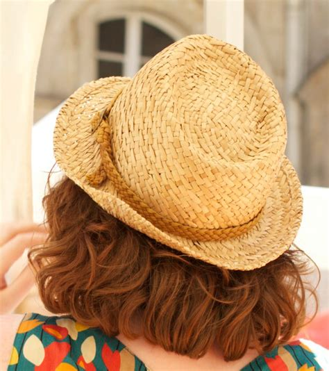d 233 corer un chapeau de paille