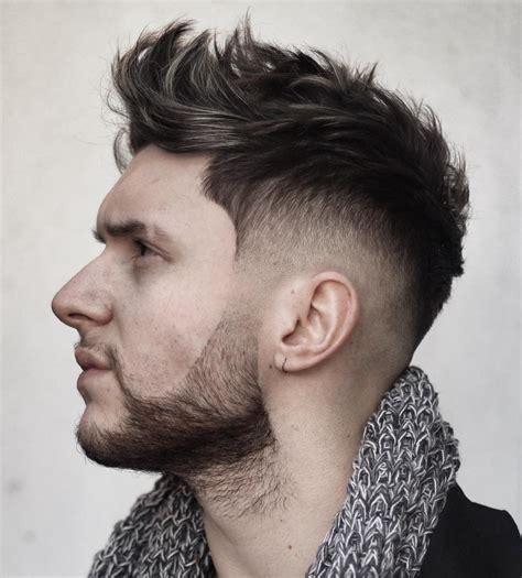manly hair styles the fauxhawk aka fohawk haircut