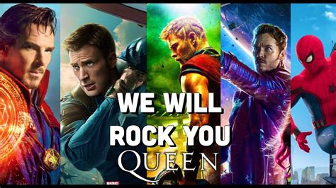 We Will Rock You [ Tribute