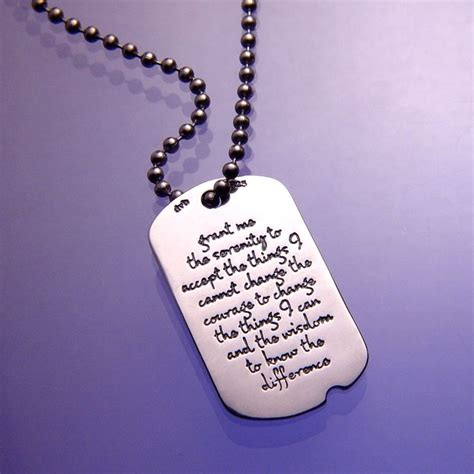 19 best Serenity Prayer Jewelry images on Pinterest