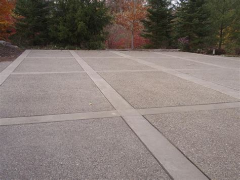 walkers concrete llc exposed aggregate concrete exposed