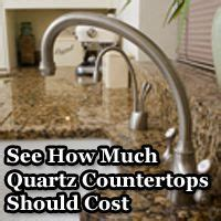 25 best ideas about quartz countertops cost on