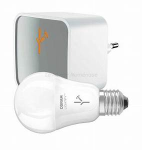 Osram Lightify Test : test du kit starter lightify osram domotique objet connect tous les tests clairage ampoule ~ Orissabook.com Haus und Dekorationen
