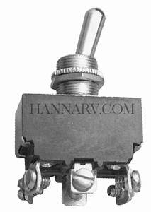 Heavy Duty Toggle Switch 34