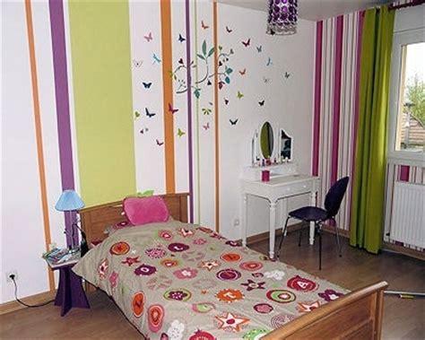 peinture chambre fille 10 ans 10 chambres de filles très déco journal des femmes