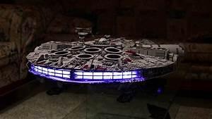 Lego Led Beleuchtung : lights sound on ucs millenium falcon 75192 youtube ~ Orissabook.com Haus und Dekorationen