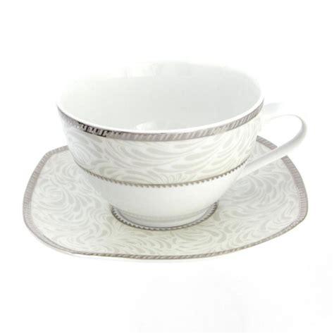 vaisselle pour petit dejeuner tasse assiette tasse petit d 233 jeuner 400 ml avec soucoupe
