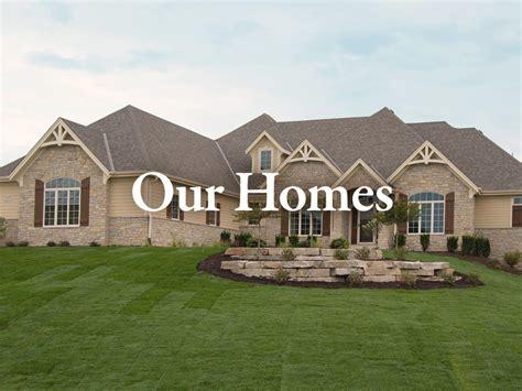 victory homes  wisconsin distinctive designs