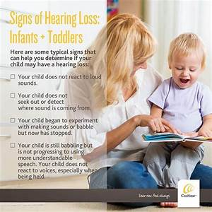 Do You Know The Typical Signs of Hearing Loss In Children?