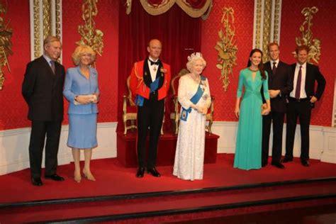 ingresso madame tussaud londra madame tussaud famiglia reale foto di madame tussauds