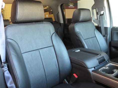 Chevy Truck Seat Covers By Clazzio