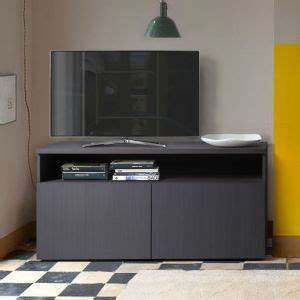 Meuble Tele Avec Rangement : meuble tv design scandinave brin d 39 ouest ~ Teatrodelosmanantiales.com Idées de Décoration