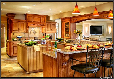 Choose The Best Country Kitchen Design Ideas 2014