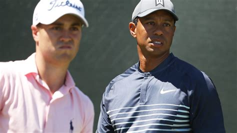 Tiger Woods, Justin Thomas reveal the secret to the ...