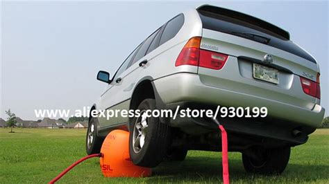 2019 2t Mini Air Jack Inflatable Car Jack Exhaust Jacks