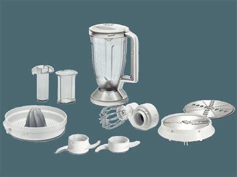 Bedienungsanleitung Siemens Mk 82020 Kompakt-küchenmaschine Weiß(1000 Watt, Mixeraufsatz 1.5