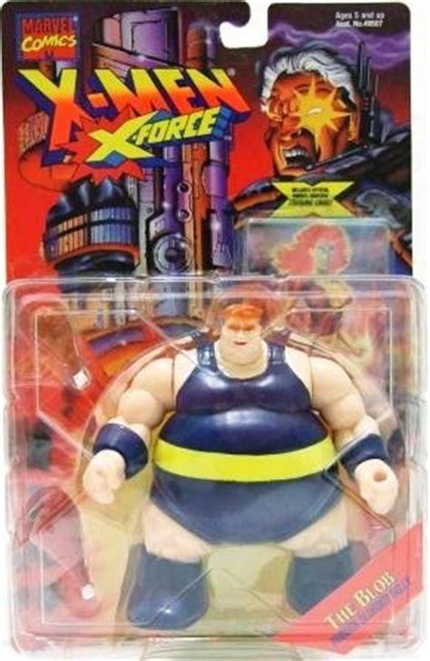 blob action figures toy biz marvel comics