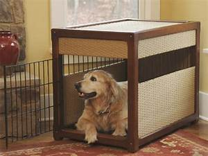 decorative dog crates kennels wooden harper noel homes With decorative dog crates furniture