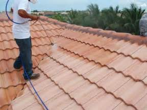 Sealing Concrete Roof Image