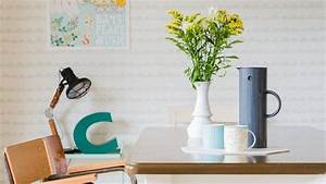 Schöne Tapeten Für Die Küche : die besten ideen f r die wandgestaltung im esszimmer ~ Sanjose-hotels-ca.com Haus und Dekorationen