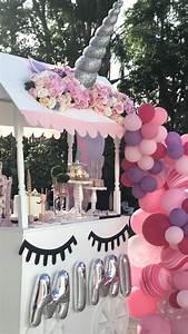 Kara, U0026, 39, S, Party, Ideas, Unicorn, Birthday, Party