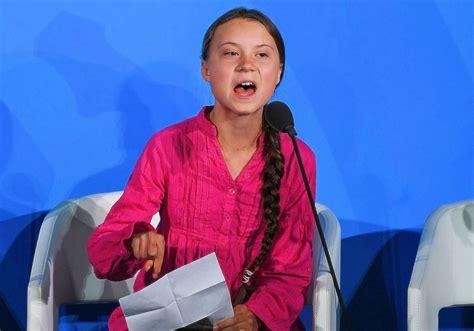 Greta Thunberg Nobel Prize