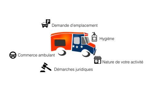 etude de marché cuisine quelles obligations légales pour ouvrir un food truck