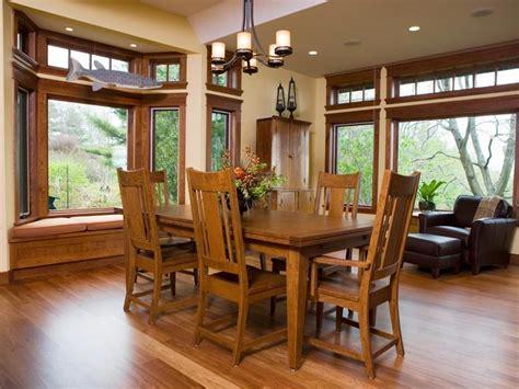 22 Amazing Craftsman Dining Room Designs
