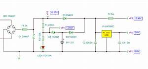 1000va Ups Circuit Diagram Needed - Computers