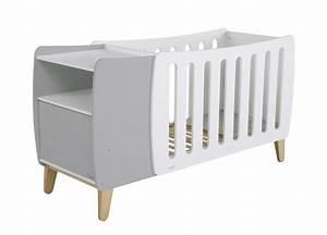 lit bb volutif harmony de micuna lit volutif design le With chambre bébé design avec offrir un bouquet
